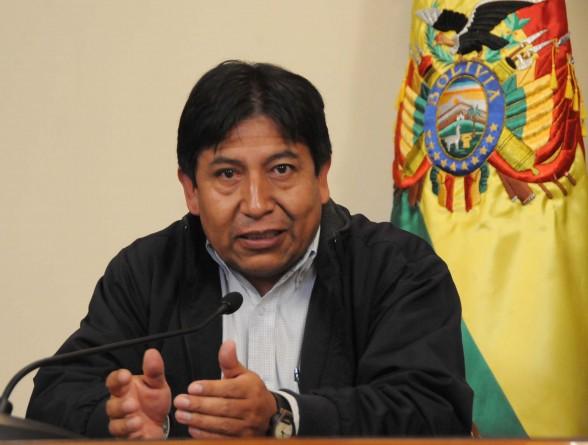 Agradece Canciller boliviano solidaridad con Evo Morales