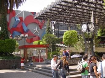 Sede de la ULSA en México