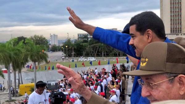 El acto inició desde tempranas horas de la mañana en La Habana, Cuba   Foto: AIN