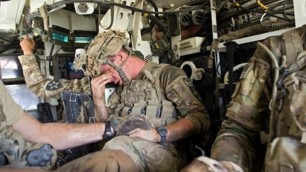 La OTAN está al borde del fracaso en Afganistán / REUTERS/Shamil Zhumatov