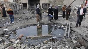 El Estado Islámico ha reivindicado la autoría del atentado, según la agencia nacional de noticias iraquí, citada por RIA Novosti. De acuerdo con la policía, el número de muertos podría aumentar.