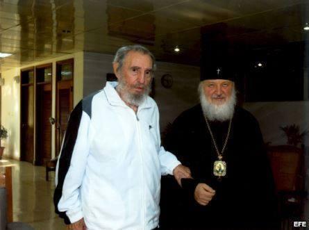 Fidel y Kiril