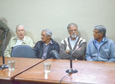 Los jueces condenaron a Marcos Levín y a los tres policías por responsables y partícipes necesarios en el secuestro de Víctor Cobos.