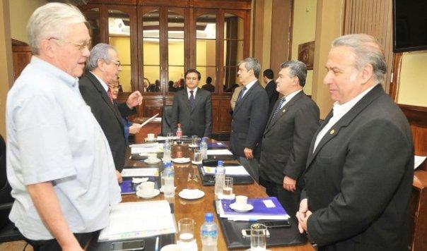 De oficio. El Jurado abrió una investigación de oficio al juez Amarilla y al agente fiscal Alcaraz.