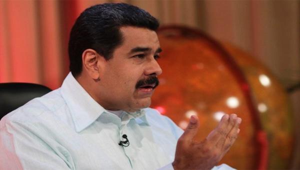 Nicolás Maduro aseguró que nadie le quitará la paz y la independencia a Venezuela. | Foto: Prensa Presidencial