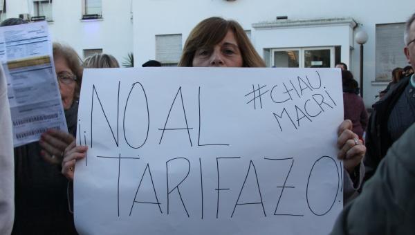 Argentinos han rechazado el aumento del precio del gas en varias oportunidades. | Foto: elcactus.com.ar