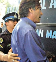 Eduardo Alfonso se había escondido en Paraguay bajo la identidad falsa de Walter Ramón Fariña Falcón