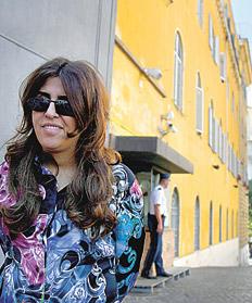 Francesca Chaouqui dijo que el juicio había destruido su imagen.