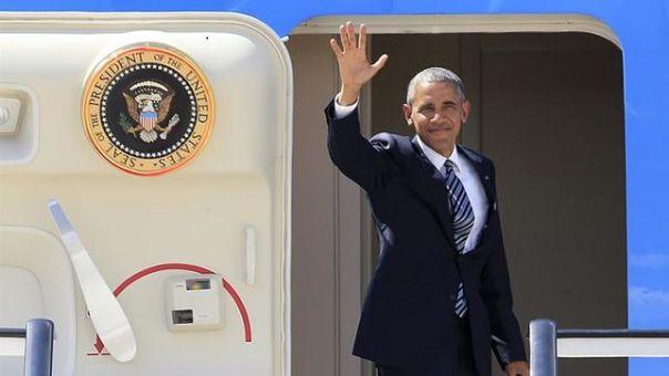 Obama parte de Torrejón a la Base de Rota, última escala de su viaje a España EFE
