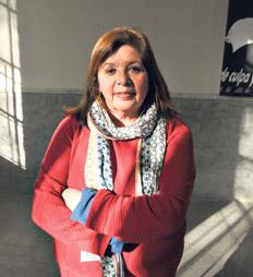 """""""El desafío es sostener la lucha en el nuevo marco que da el cambio político"""", dijo Lois."""