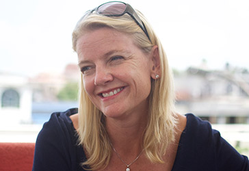 Anna Engblom, Consejera técnica principal del Proyecto de gobernanza de la migración laboral en Asia Meridiona