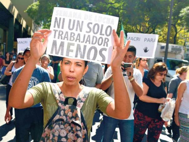 En Chile, de cada 100 trabajadores sólo 14 están afiliados a algún tipo de sindicato.