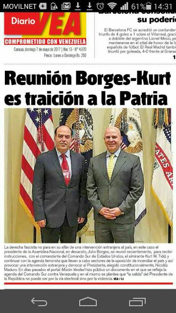 Borges y Kurt Tidd