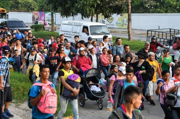 exodo migrante